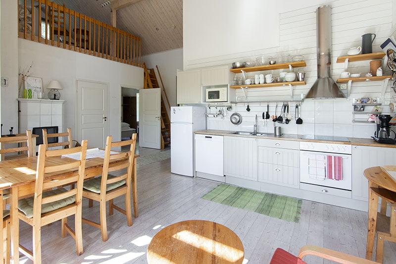 Stromma Cottages living room