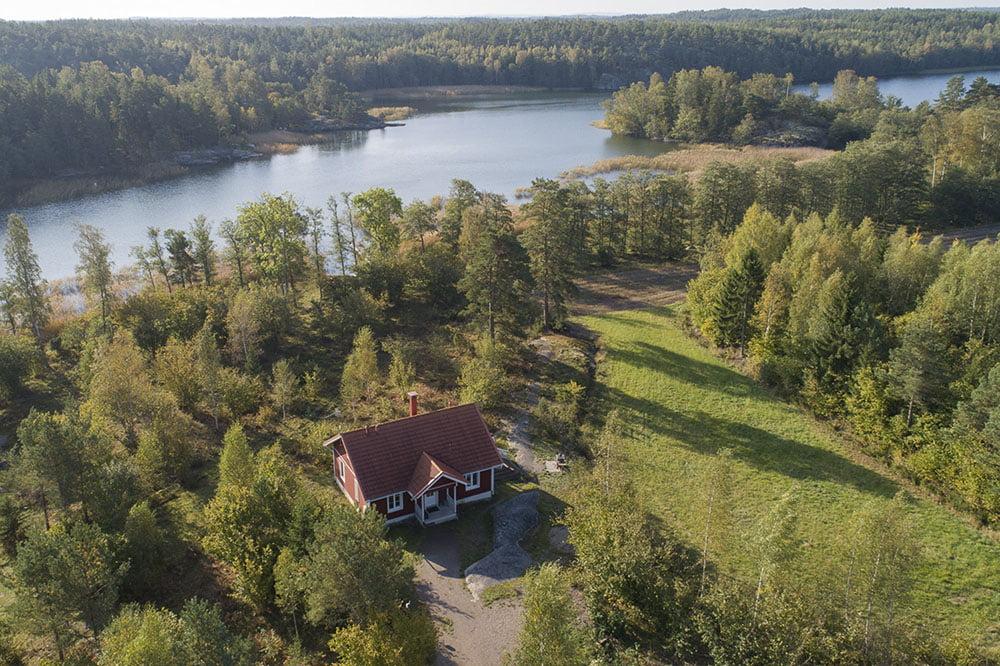 Villa Lilläng cottage by the sea Strömma Gård Korpo 5